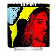 Nirvana No.01 Shower Curtain