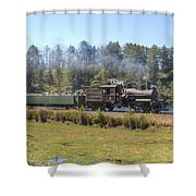 No 2 Shower Curtain
