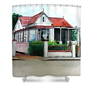 No 88 Shower Curtain