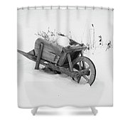 No Gardening Yet Shower Curtain
