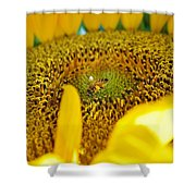 No Time To Waste Shower Curtain