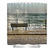 No View Today Shower Curtain