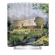 Noahs Ark Shower Curtain