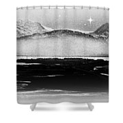 Nocternal Devine Shower Curtain