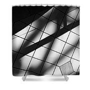 Noir Shower Curtain