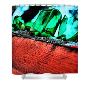 Nola Security1 Shower Curtain