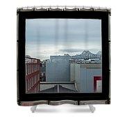 Nola Sky Shower Curtain