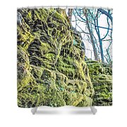 Nooks And Crannies Shower Curtain