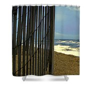 N'or Easter Shower Curtain