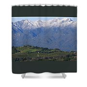 Nordhoff Ridge Shower Curtain