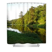 Nore Reflections I Shower Curtain