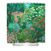 North Albemarle In Mclean Va Shower Curtain
