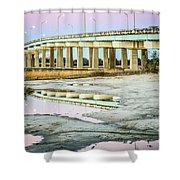 North Bridge Park 2012 Shower Curtain