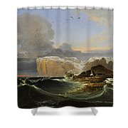 North Cape Shower Curtain