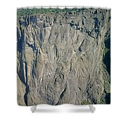 210363-north Chasm View Wall  Shower Curtain