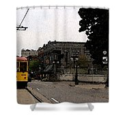 North Little Rock Argenta District Shower Curtain