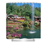 North Of Chiang Mai Shower Curtain