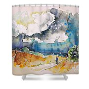 North Of France 04 Shower Curtain