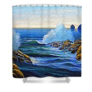 North Shore Shower Curtain