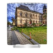 North Terrace Shower Curtain