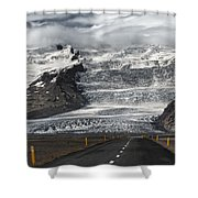 Northbound Shower Curtain