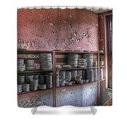 Northburg 02 Shower Curtain