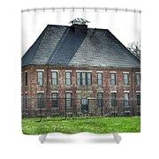 Northburg Shower Curtain