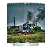 Northern Chief Shower Curtain