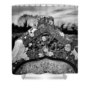 Northern Ireland 17 Shower Curtain