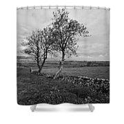 Northern Ireland 18 Shower Curtain