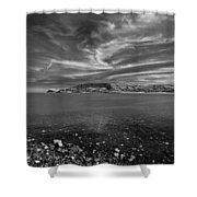 Northern Ireland 67 Shower Curtain