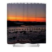 Northern Landscape Shower Curtain