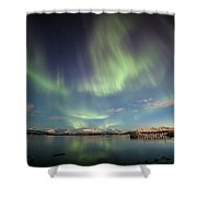 Northern Light Xiv Shower Curtain
