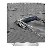 Northern Sands Shower Curtain