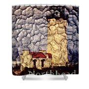 Northhead Lighthouse Shower Curtain