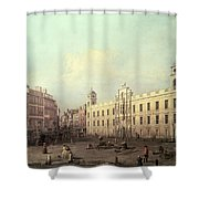 Northumberland House Shower Curtain