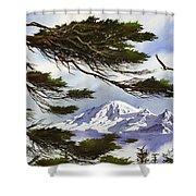 Northwest Majesty Shower Curtain