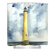Northwood Lighthouse Shower Curtain