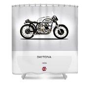 Norton Daytona Shower Curtain