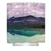 Norway Panorama Shower Curtain