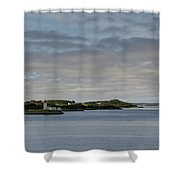 Norwegian Islands Shower Curtain