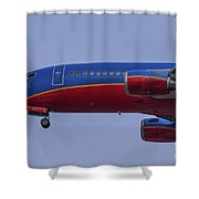 Nose Up Shower Curtain