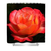 Not A Second Hand Rose Shower Curtain