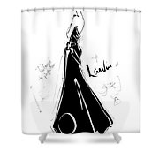 Not For Sale Shower Curtain
