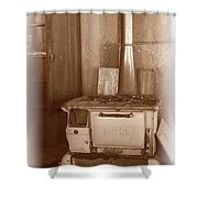 Not Much Cookin - Unionville Nv Shower Curtain