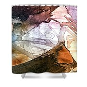 Not Of This World Shower Curtain