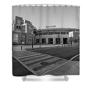 Notre Dame Football Staduim  Shower Curtain