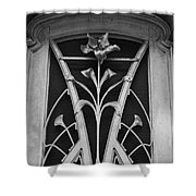 Nouveau Flower Shower Curtain