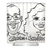 Nov ...cl Shower Curtain