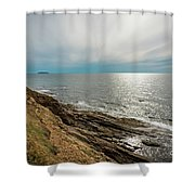 Nova Scotia Shower Curtain